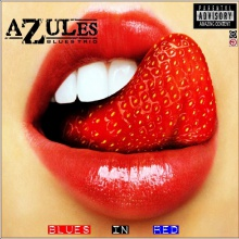 AZULES BLUES TRIO - Warmed by the Devil´s fire