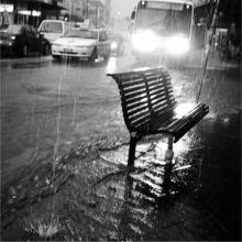 Acid in the rain