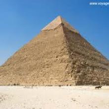 El camino de la piramide