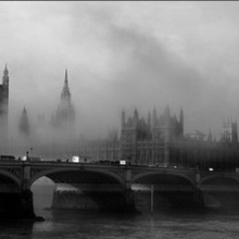 """A Foggy Day in London Town"" by José Truchado"
