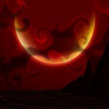 Bloody Moon (Colaboración  J.Gabriel Navalón)
