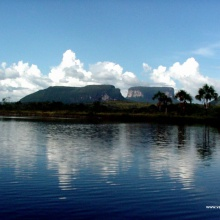 "Dubstep Nº 5: ""Sun over Canaima"""