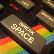 Break space