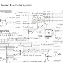 beyond the printing header
