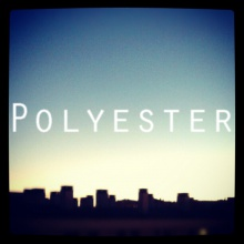 Polyester-Don't play the victim.