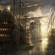 Una Historia de Piratas (Kiko Ranchal / Kirtashin)