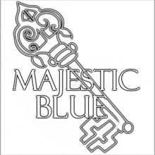 KEY (Majestic Blue)