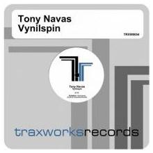 Tony Navas -- Vinylspin (original mix)