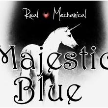 Real (Love) Mechanical - Majestic Blue