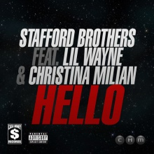Stafford Brothers Feat Lil Wazyne & Christina Milian - Hello (Kitty Ka