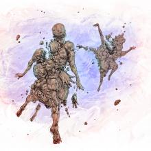 Mud Dancers
