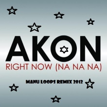 Akon - Right Now (na na na) (remix manu loops 2012)