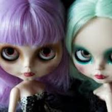 Muñecas diabólicas-Diabolic dolls (con voz)