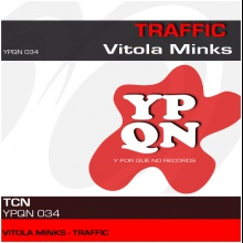 YPQN034 Vitola Minks - Traffic