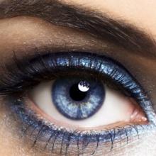 Teresa's eyes