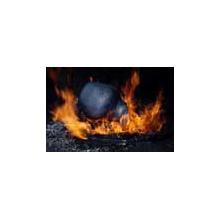 Aire del fuego