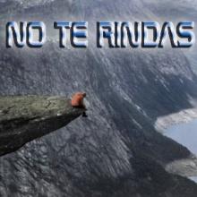 NO TE RINDAS (Victor G/ J G Navalón)