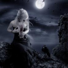 Dama de la Luna