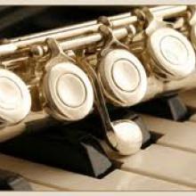 Aire barroco. Flauta y piano.