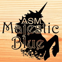 Amber sweet melody (Majestic Blue)