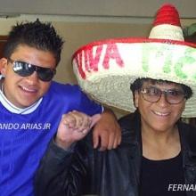 Popurrí Ranchero  canta FERNANDO ARIAS