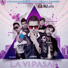 J-Payo feat. Varios Artistas - La Vi Pasar 2 (Remix)
