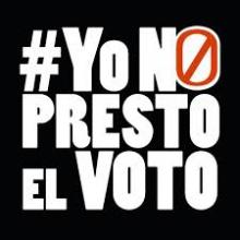 No Preste El Voto