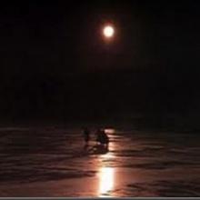L'ombre de la lune