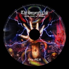 Thy Serpent´s Cult - Sedition, Sorcery and Blasphemy