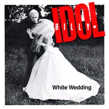 "COVER ""WHITE WEDDING""- BILLY IDOL"