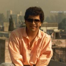 VOLVER A EMPEZAR canta Fernando Arias