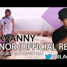 BlackVanny - Mi menor (Prod. by Rudeboy & djDavid1221)