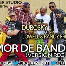 Amor De Bandido Remix - Version Reggaeton (by djDavid1221 ft. Fallen K