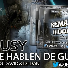 Jeousy - No me hablen de guerra (Prod. by Dj David & Dj Dan)
