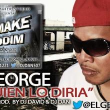 El George - Quien lo diria (Prod. by Dj David & Dj Dan)