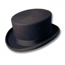 El sombrero de copa