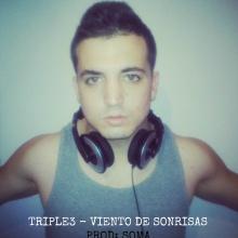 Triple3 - Viento de sonrisas (Prod. Soma)