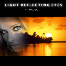 7-Project - LIGHT REFLECTING EYES