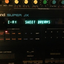 SWEET DREAMS (COVER)