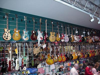 Seleccionador De Guitarras